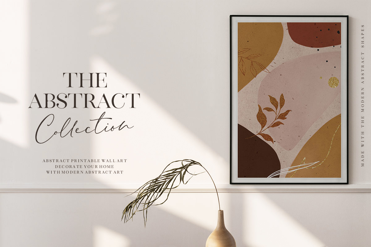 Abstract Shapes Collection Vol 2