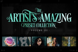 Artist's Amazing Preset Collection Vol. III