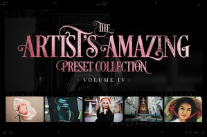 Artist's Amazing Preset Collection Vol. IV