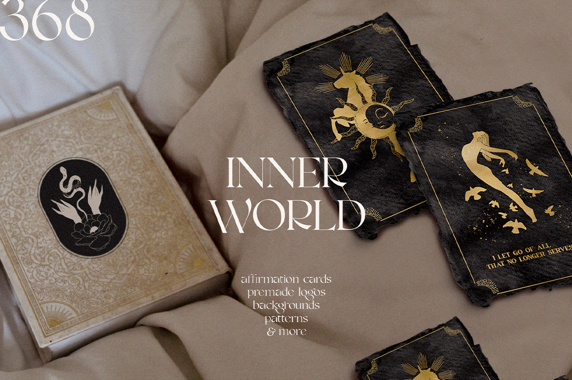 Inner World Collection. Affirmations