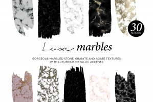 Luxe Marble Textures