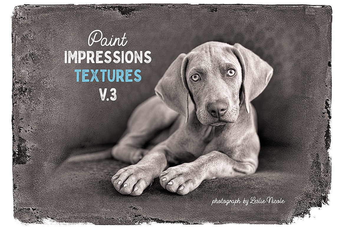Paint Impressions V.3 Texture Collection