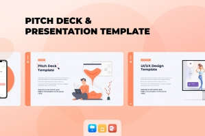 Pitch Deck - Animated Presentation