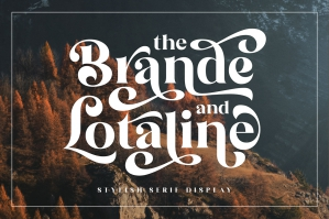 The Brande and Lotaline