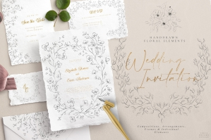 Wedding Invitation Collection