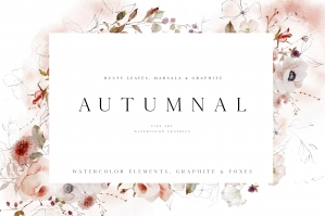 Autumnal - Graphic Collection