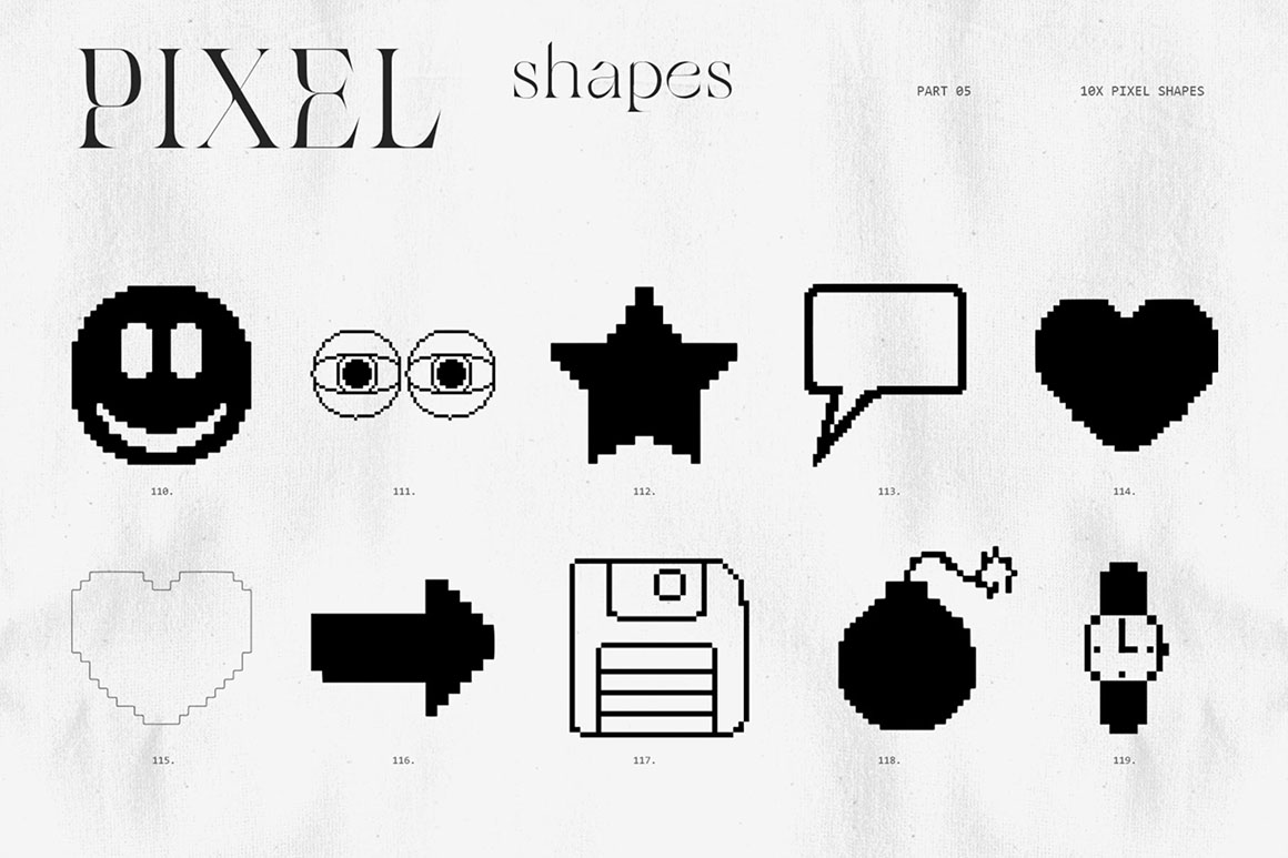 Forma - Shapes and Textures