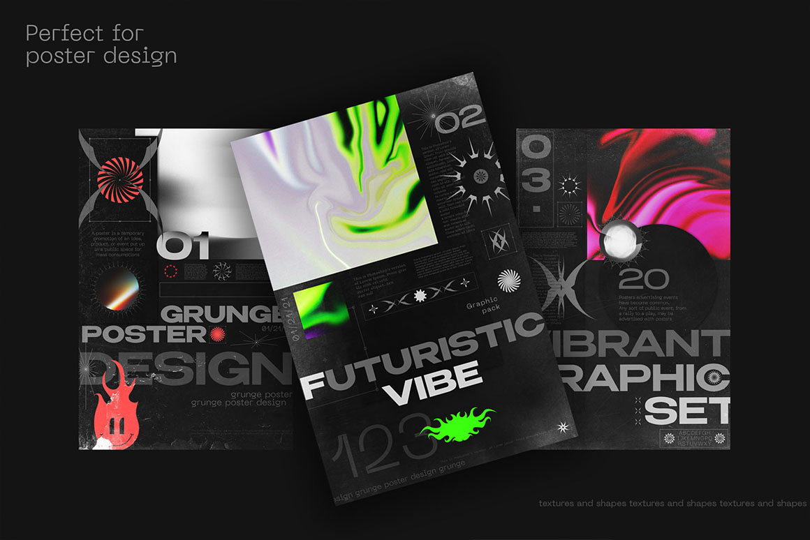Grafica - Textures and Shapes