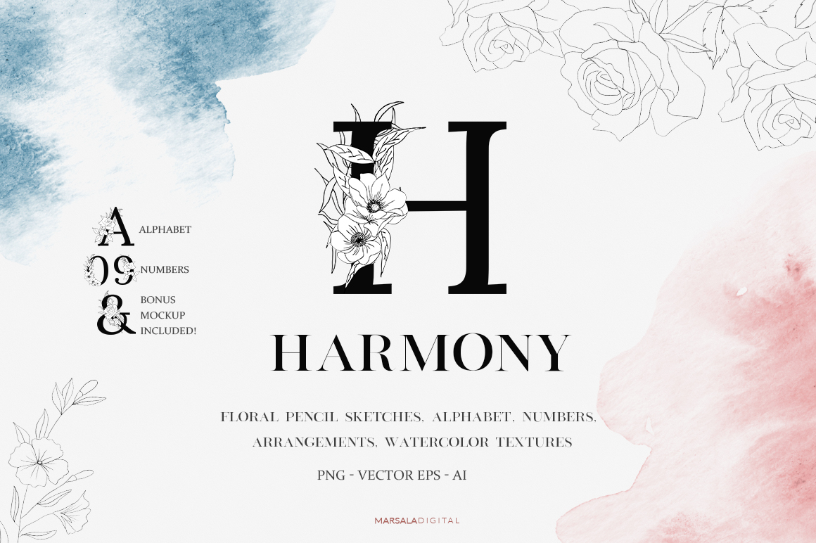 Harmony Graphic Collection