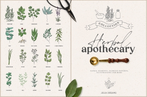 Herbal Apothecary Collection