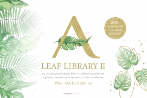 Leaf Library V2 Collection