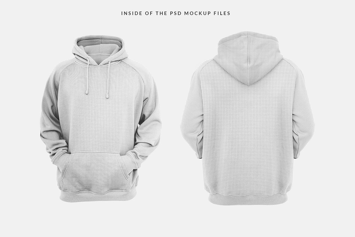 Male Pullover Hoodie