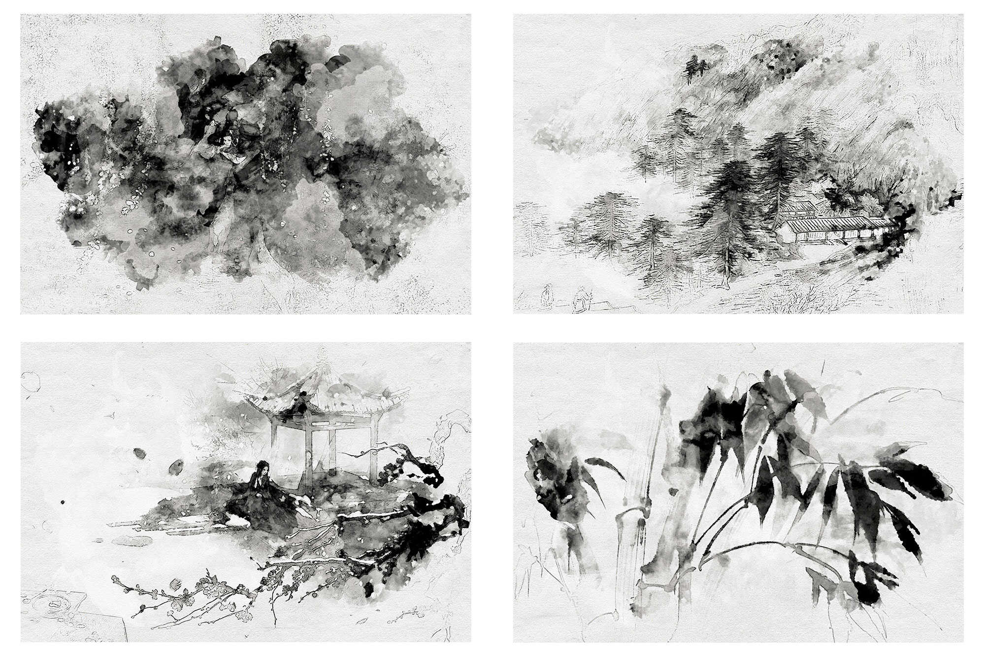 Watercolor Backgrounds 3