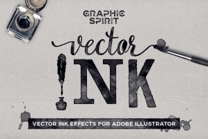 Vector Ink Effects for .AI
