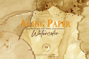 Aging Paper