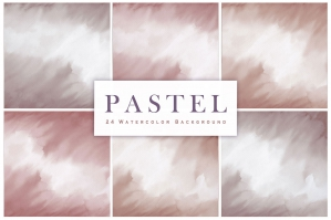 Pastel Watercolor Backgrounds