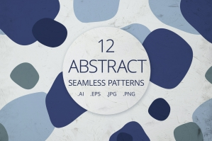12 Abstract Seamless Patterns 9