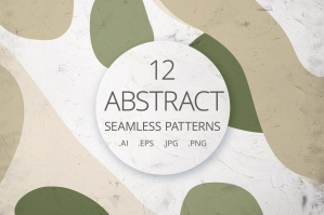 12 Abstract Seamless Patterns 3