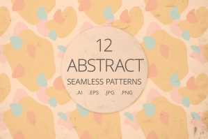12 Abstract Seamless Patterns 6