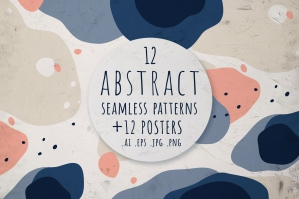 Abstract Patterns and Posters