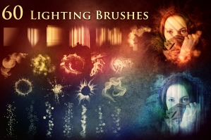 60 Lighting Brushes