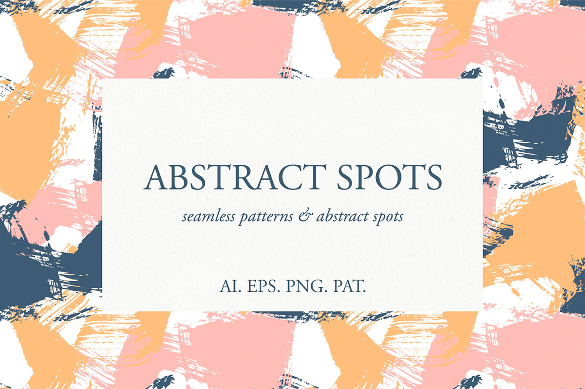 Abstract Spots