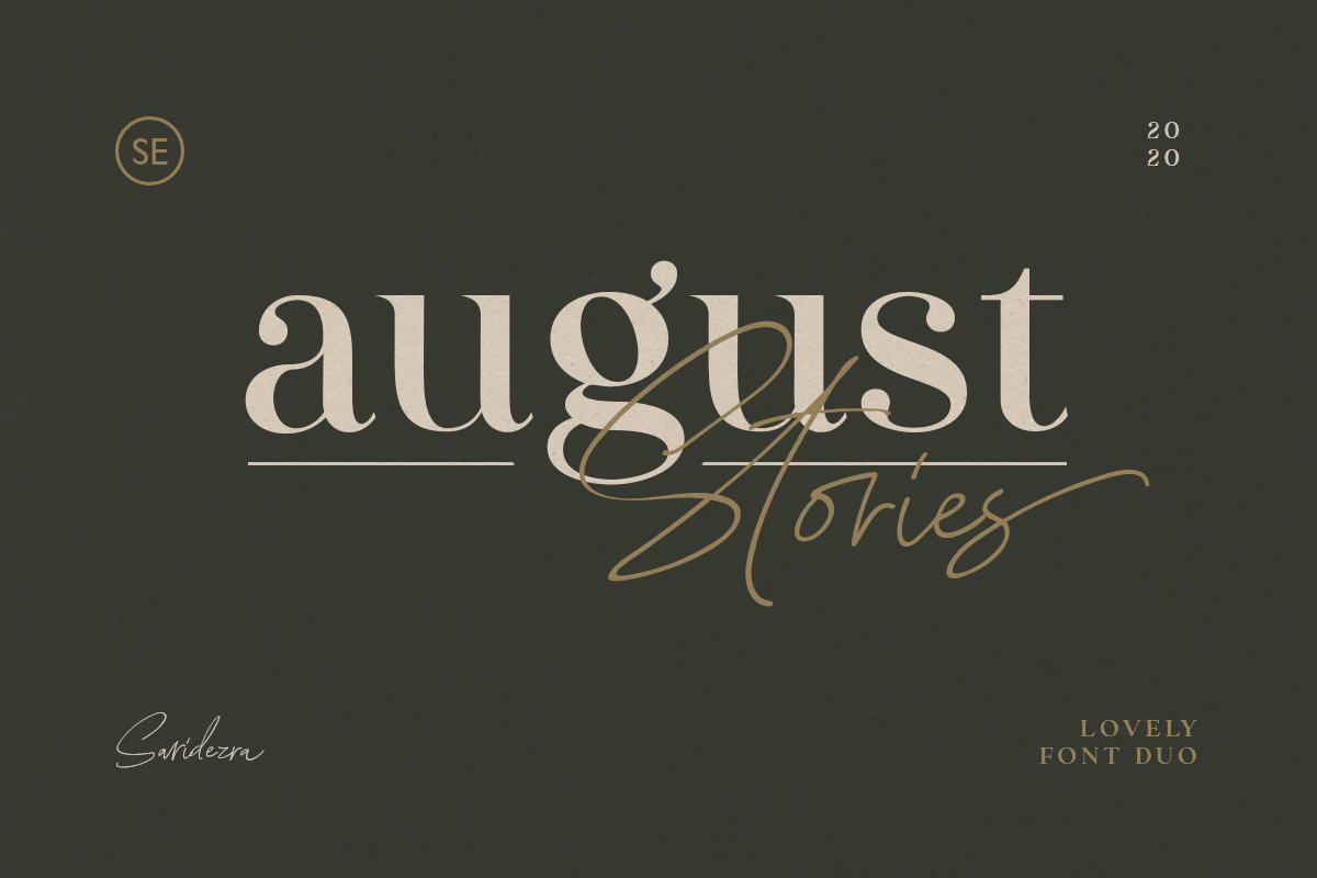August Stories