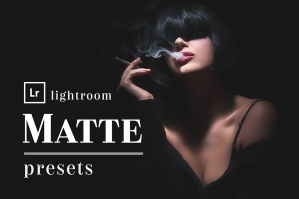 Matte Box - Adobe Lightroom & Camera Raw Presets