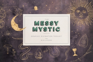 The Messy Mystic Graphic Toolkit