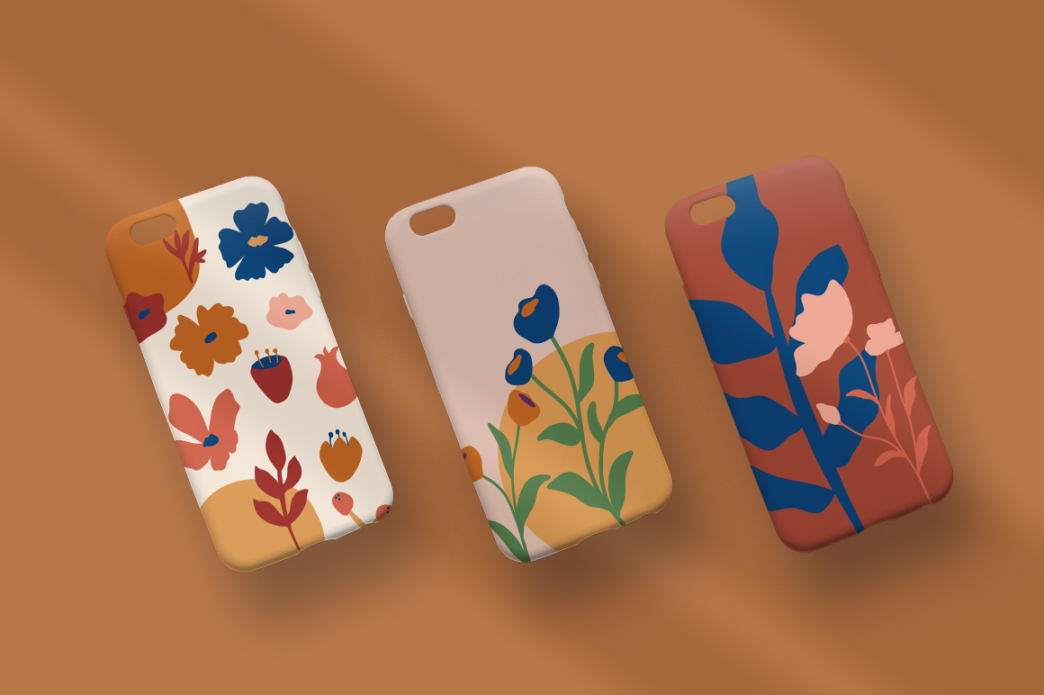 Naive Florals Collection