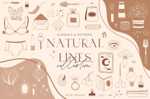 Natural Lines Collection