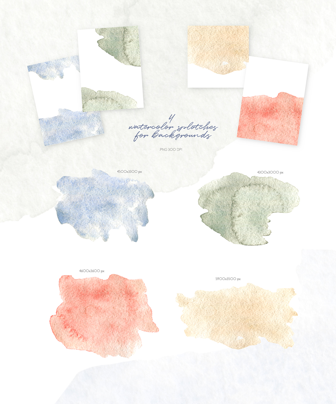 Sewing Supplies Watercolor Clipart