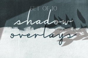 Shadow Overlays