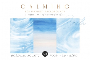 South - Calming Sea Backgrounds