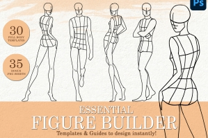 Essential Figure Builder V.1 for PS and Other