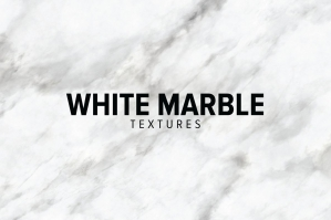 White Marble Textures Pack