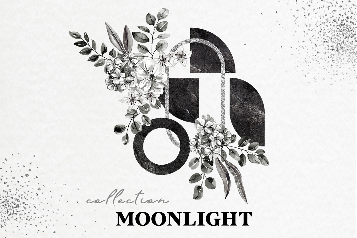 Floral Moonlight Collection