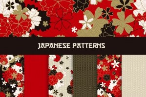 Japanese Patterns Collection