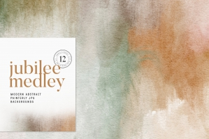 Jubilee Medley Abstract Backgrounds