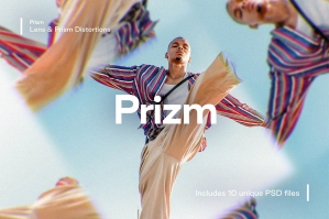 Prizm - Lens & Prism Image Distortion Pack