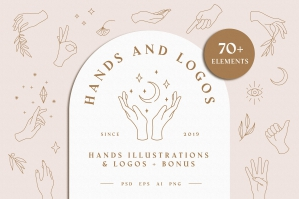 Hands and Logos Collection + Bonus