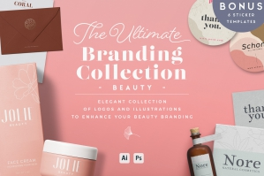 The Ultimate Branding Collection - Beauty
