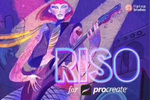 Riso by Tiptop Brushes