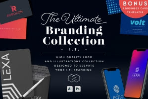 The Ultimate Branding Collection - IT