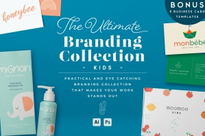 The Ultimate Branding Collection - Kids