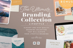 The Ultimate Branding Collection - Lifestyle