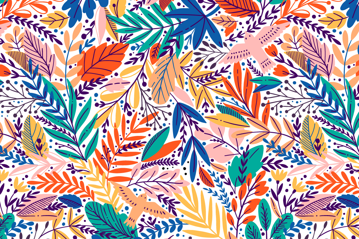 Summer Patterns Collection
