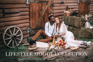 Lifestyle Moody Collection - Lightroom Presets