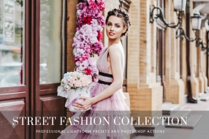 Street Fashion Collection - Lightroom Presets
