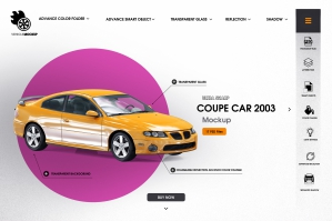 Coupe Car 2003